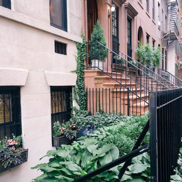 New York City has the most charming little streets withhellip