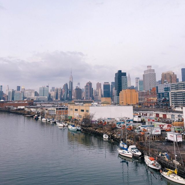 Explored Greenpoint for brunch and then took a four hourhellip